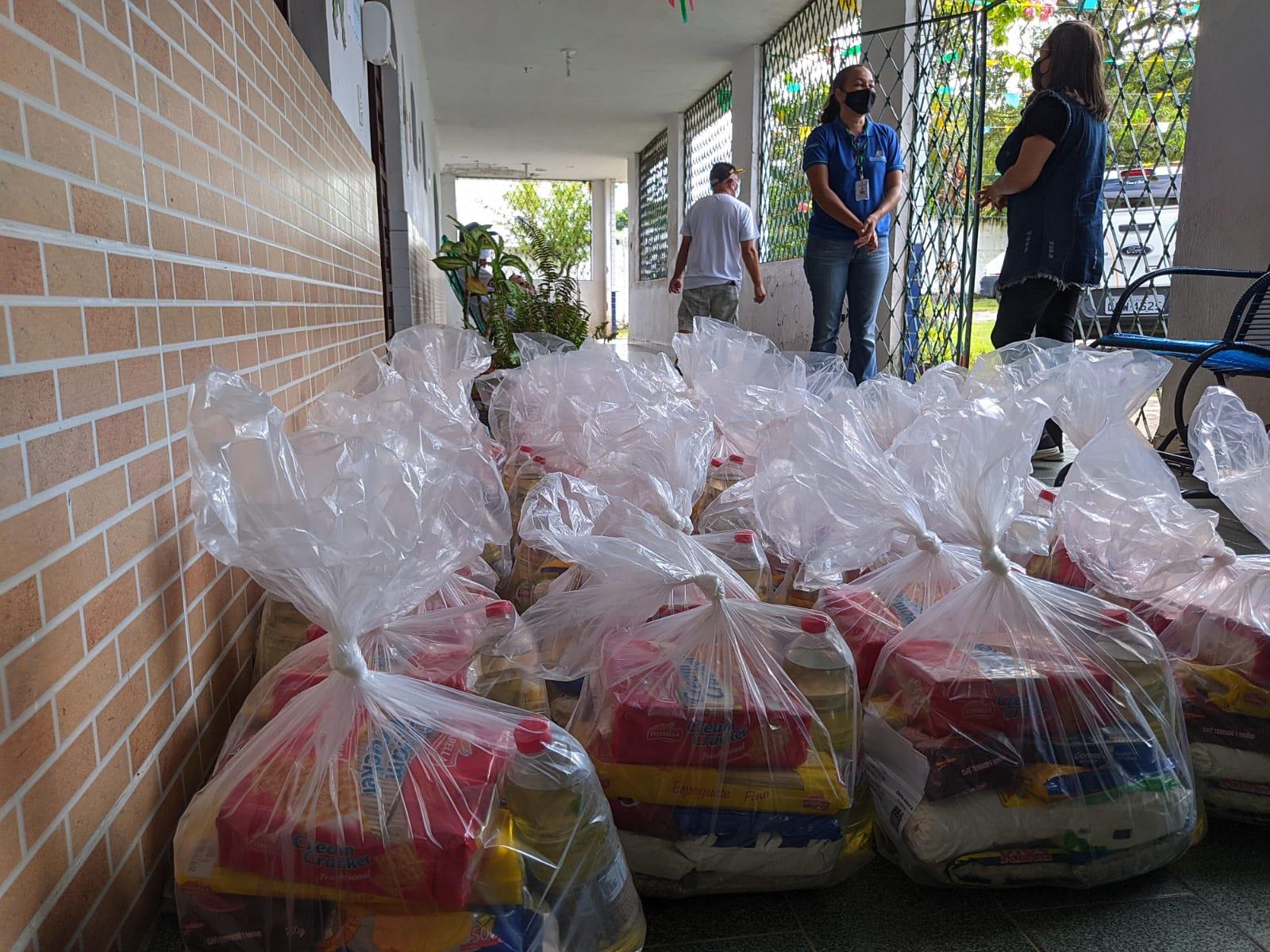 Cooperativas promovem campanha solidária em várias cidades paraibanas
